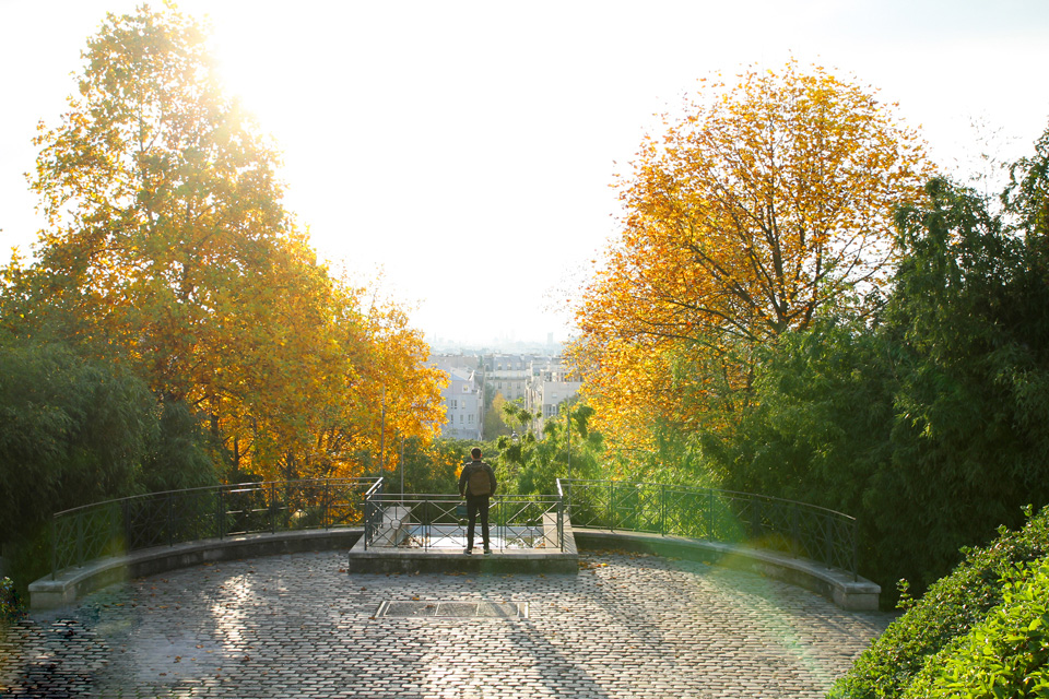 Vue panoramique Belleville