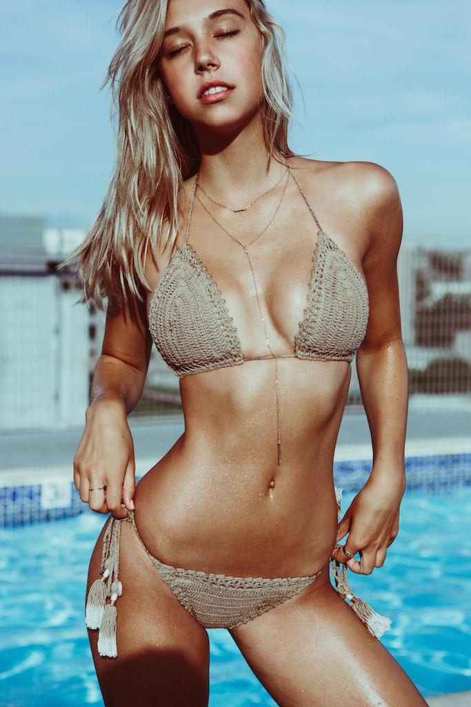 Alexis Ren Swimwear