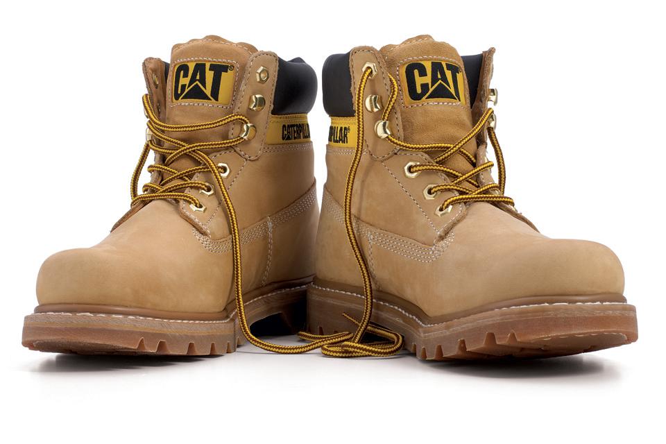 8d117fff75b La Caterpillar Colorado boot   une icone de cour de récré