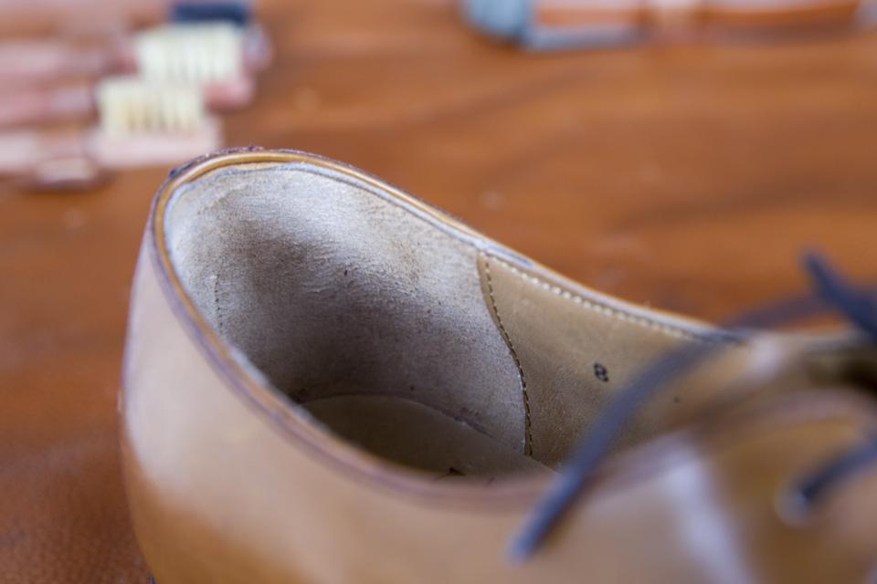 Glissoirs chaussures