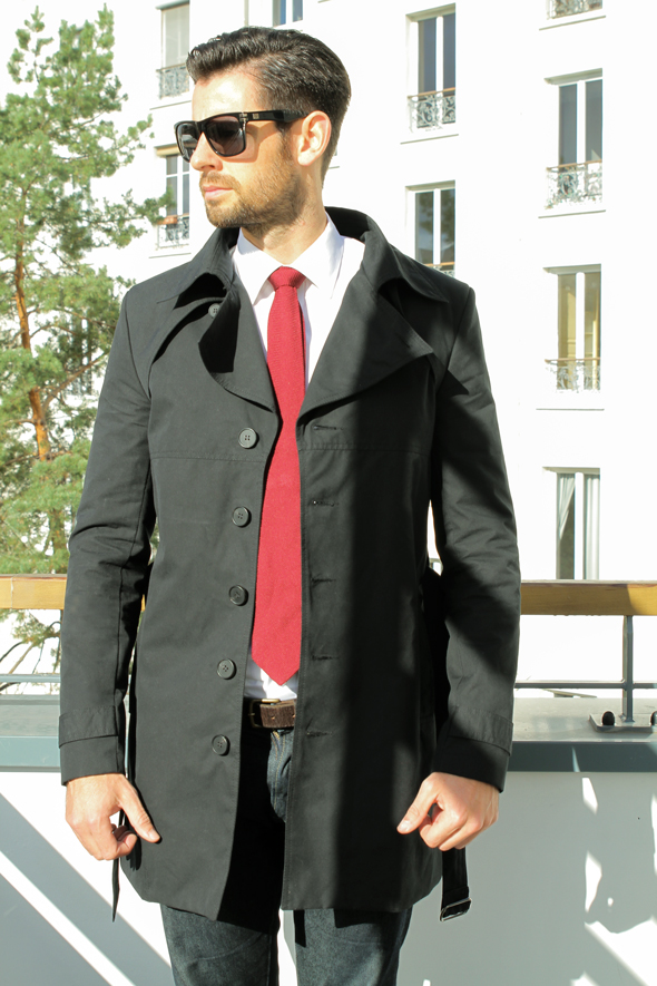 Trench Look