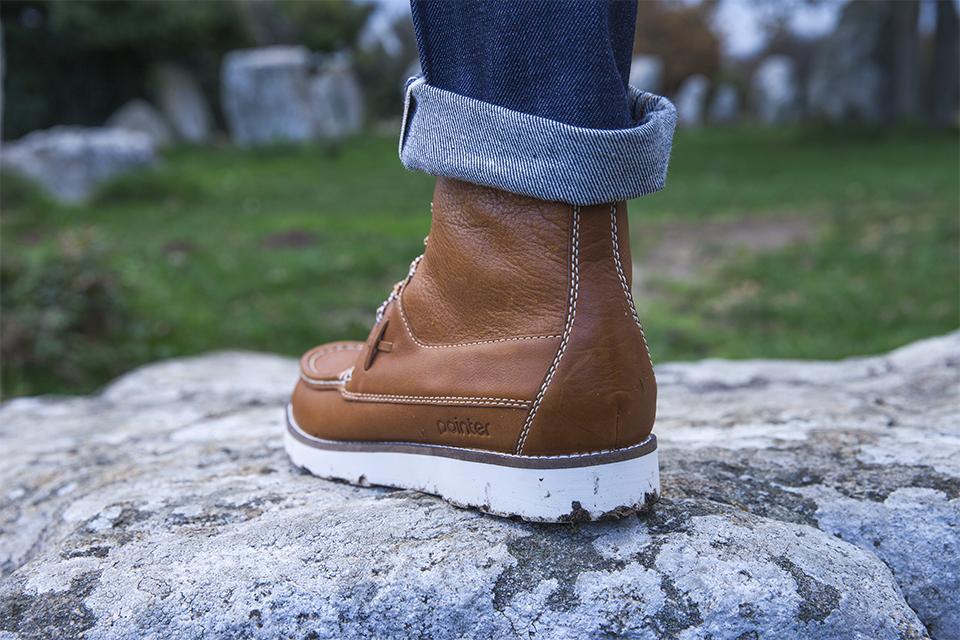 Boots fourrées Pointer