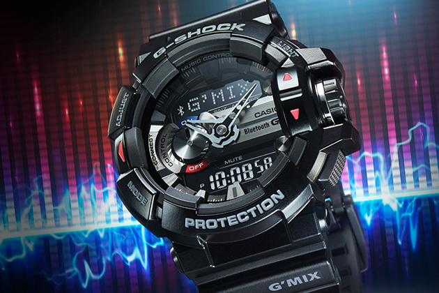 casio g-shock connectee