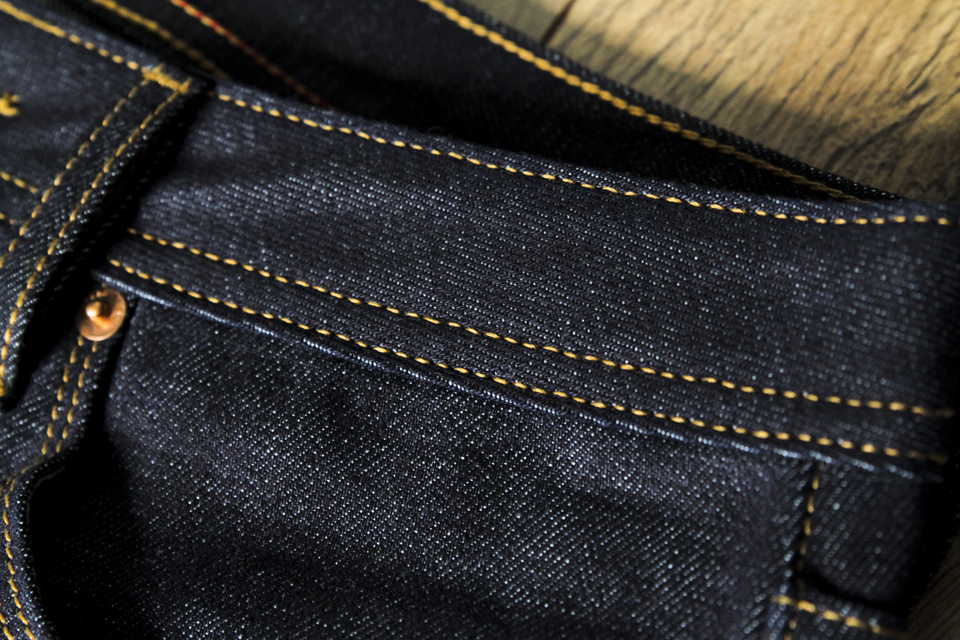 jeans jeanuine details