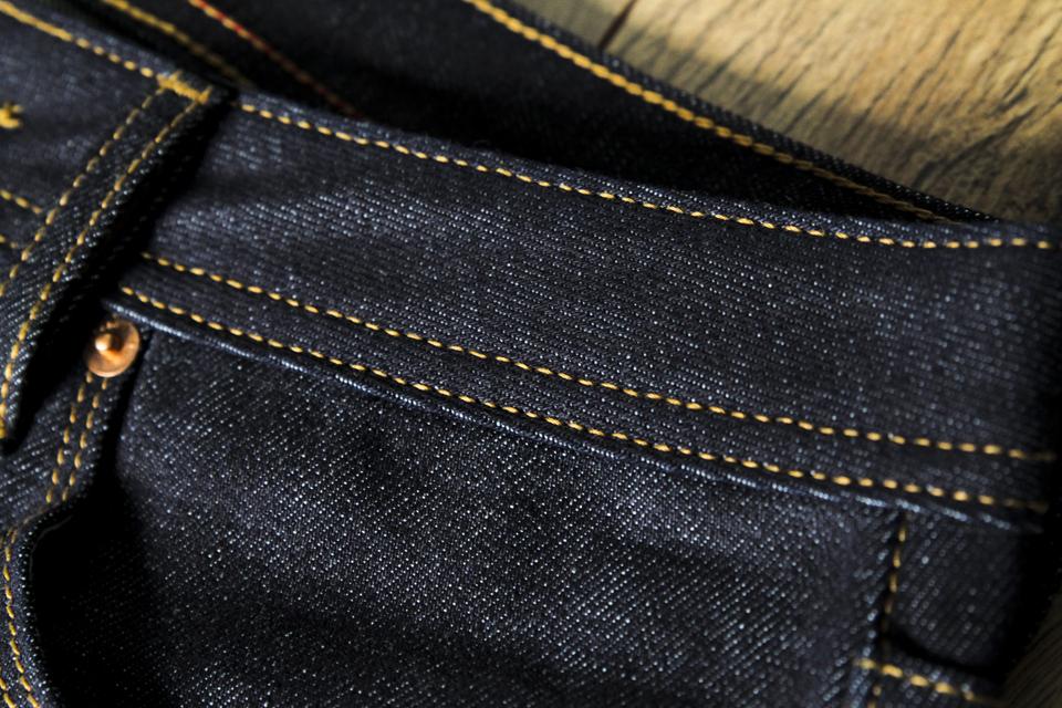 jeans jeanuine details