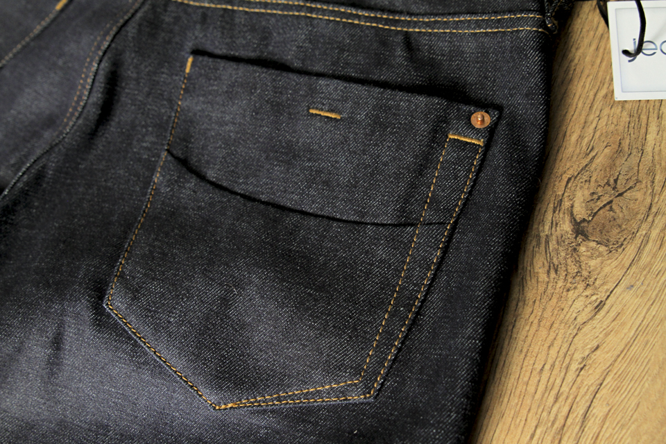 jeans jeanuine poches arrieres