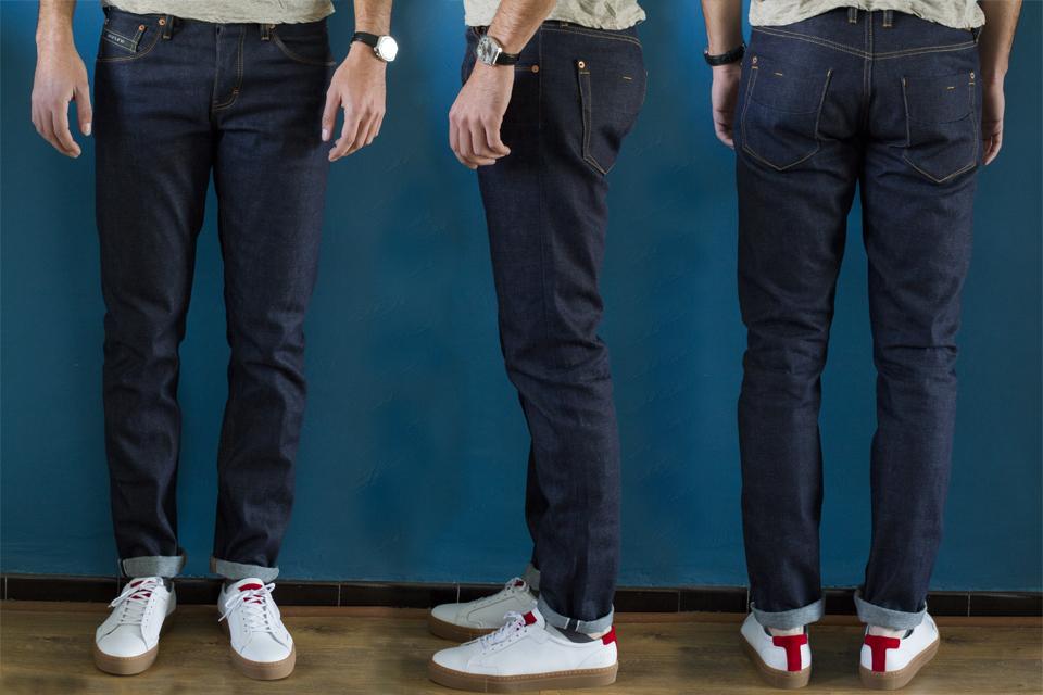 jeans jeanuine sur mesure test avis