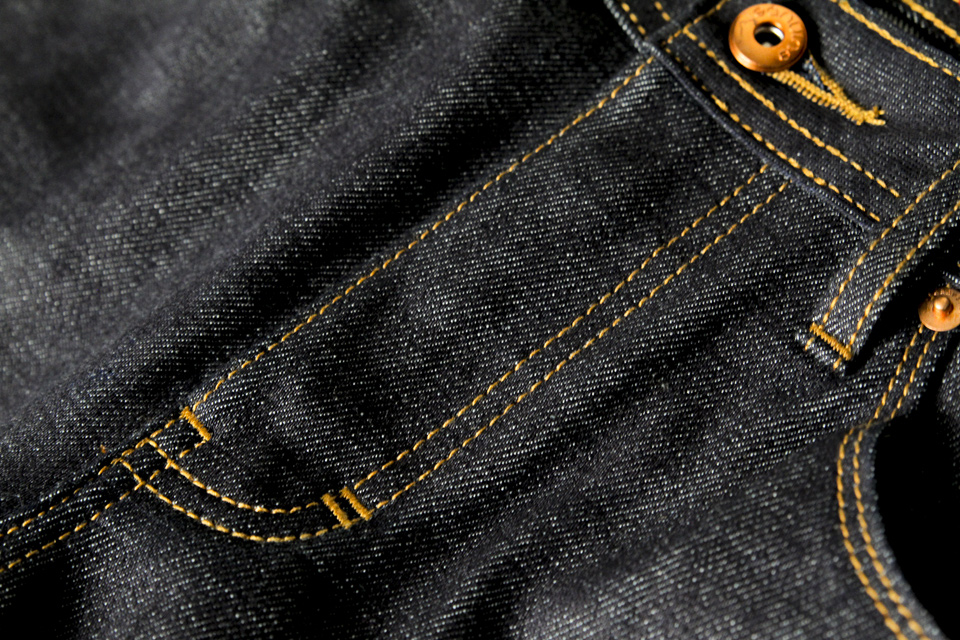 jeanuine jeans personnalisable
