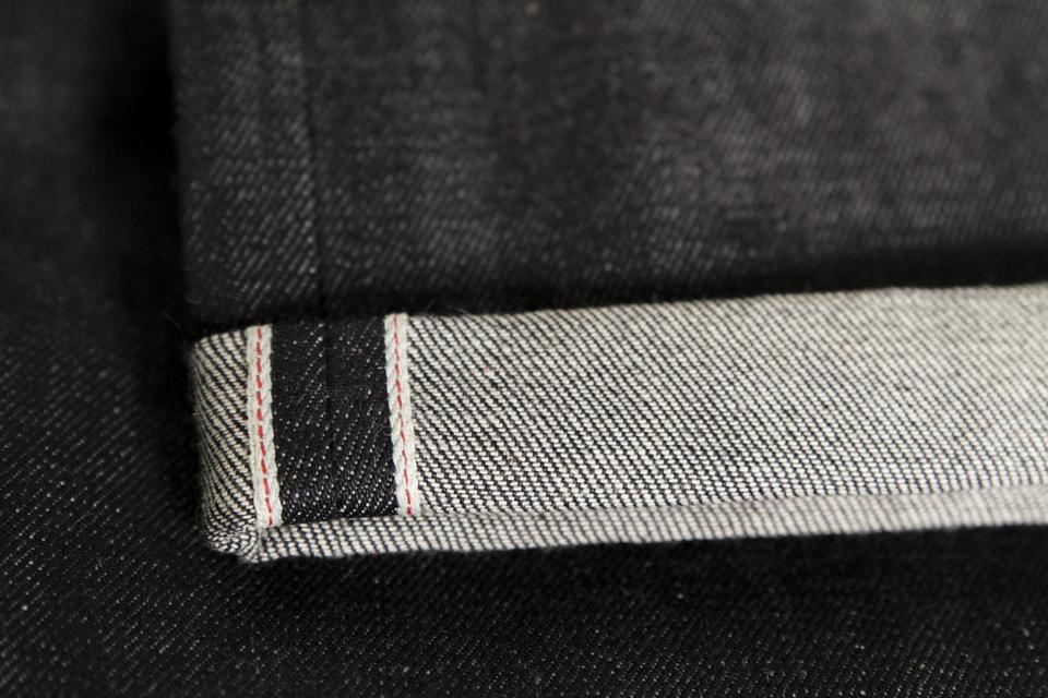 jeanuine jeans selvedge sur mesure