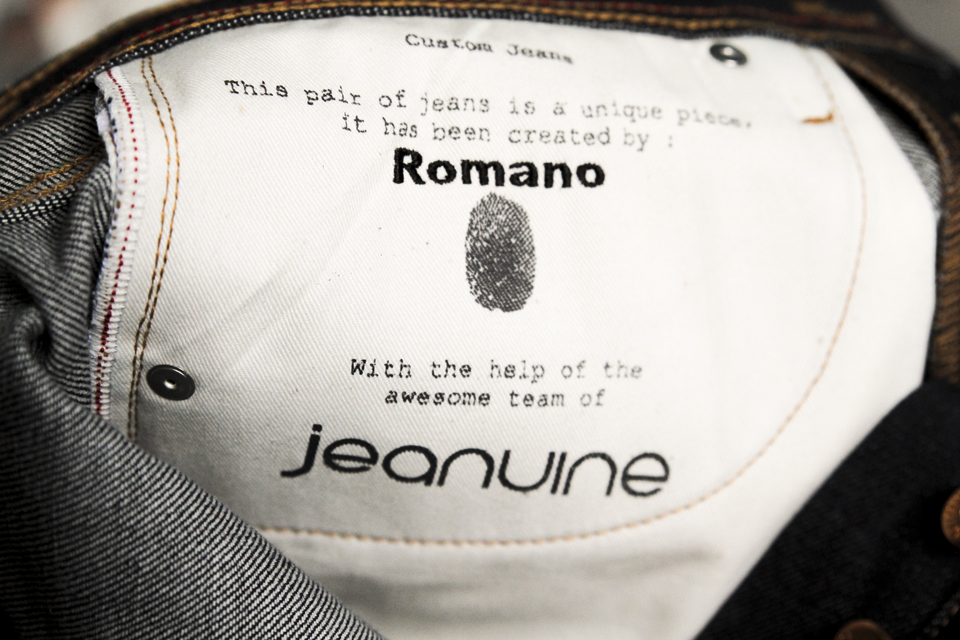 jeanuine test avis jeans