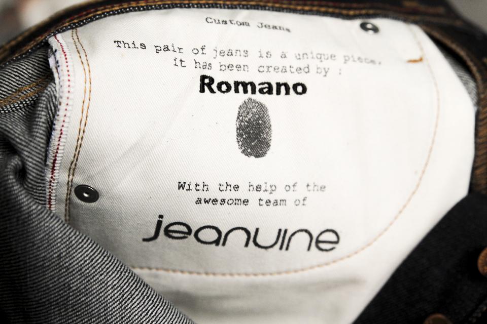 jeanuine test avis jeans