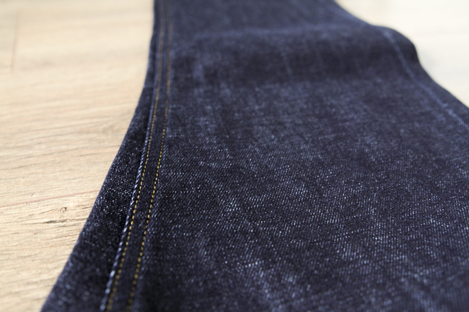 kurabo 13oz selvedge