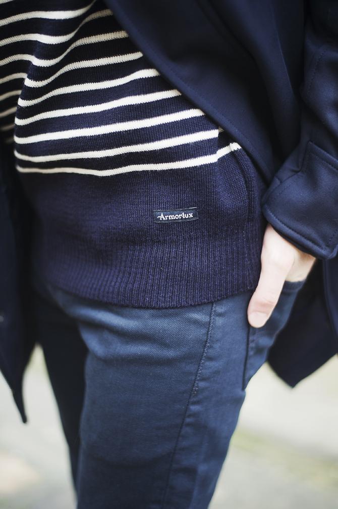 look souvenir breton armor lux levis