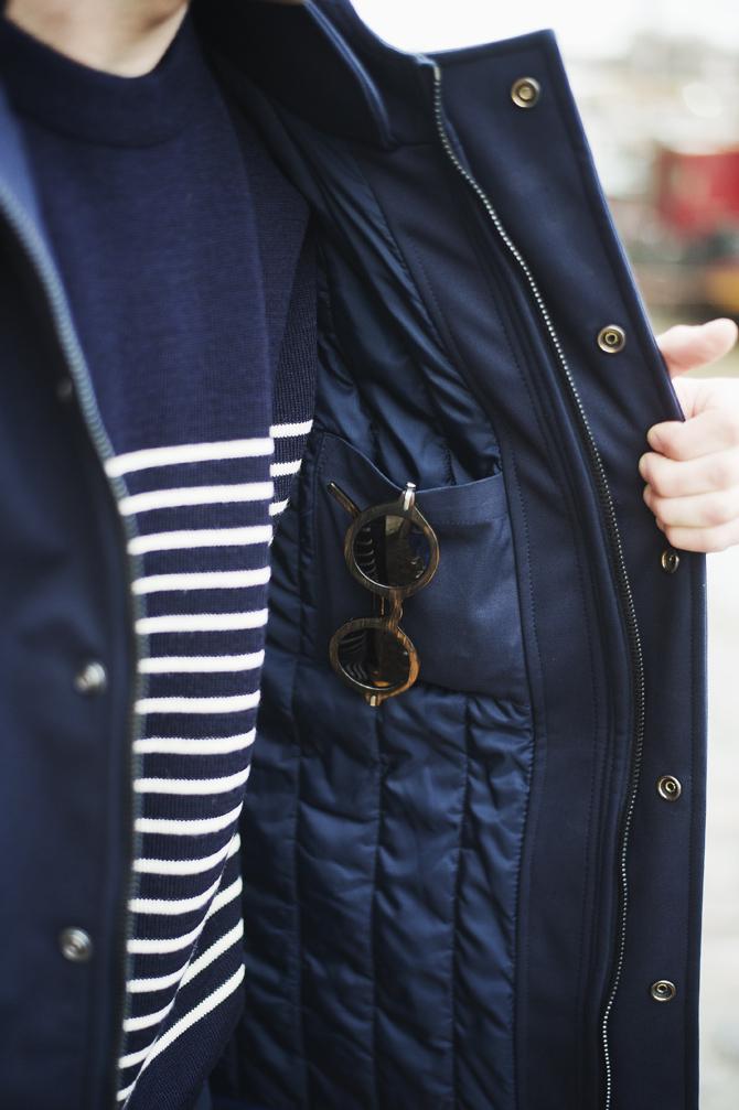 look souvenir breton lunette waiting for the sun