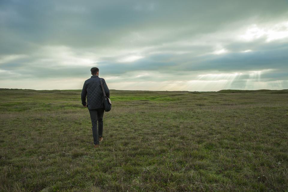 paysage bretagne herbe