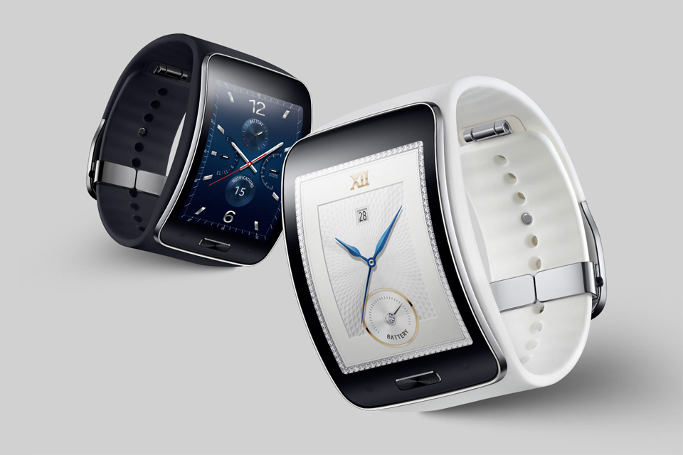 montre connectee samsung gear s boulanger. Black Bedroom Furniture Sets. Home Design Ideas