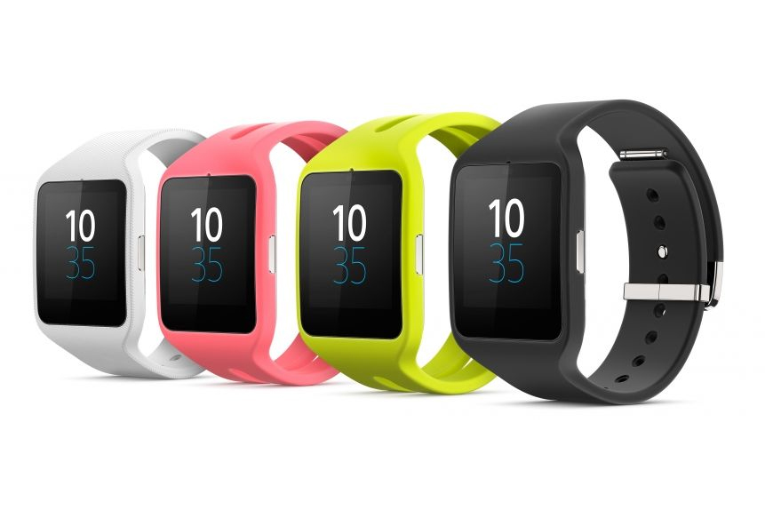 sony smartwatch 3 montre connectee