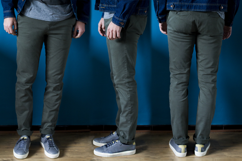test chino menlook label