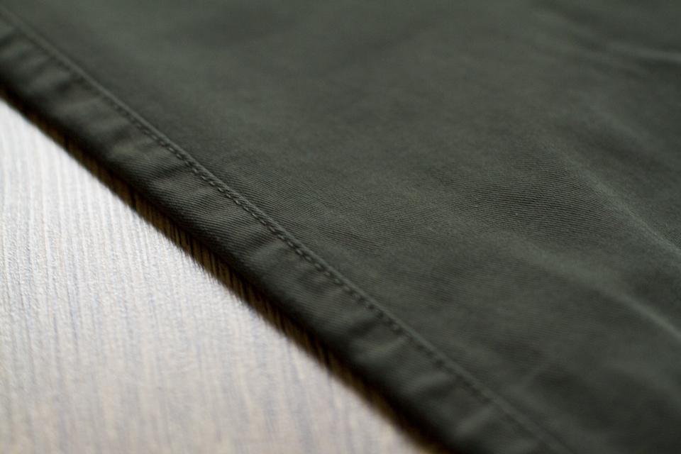 tissu chino menlook label