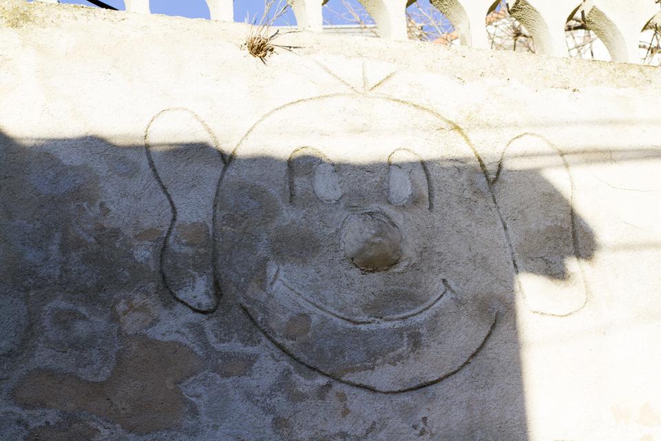 graffiti marseille roucas blanc