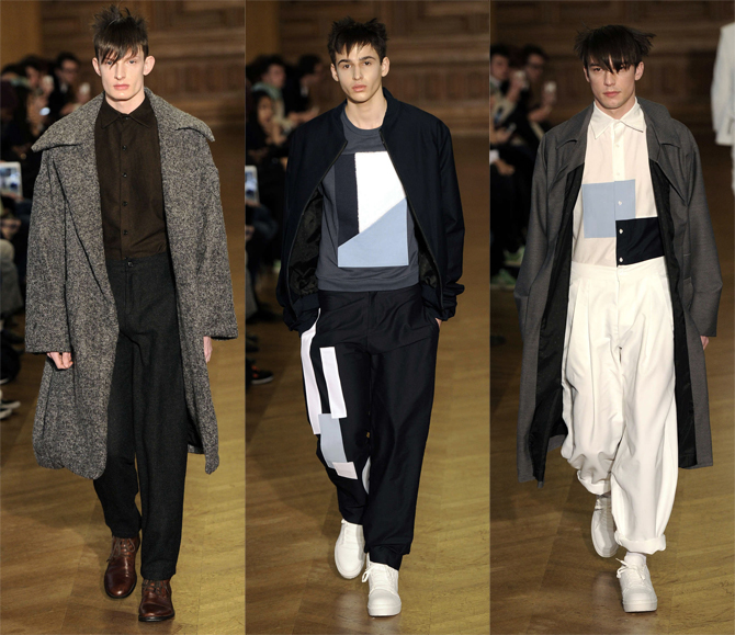 icosae defile paris men fashion week 2015