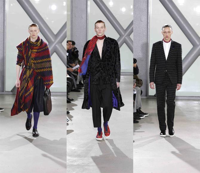 issey miyake paris fashion week 15 defile