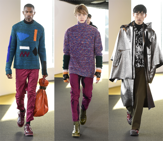 kenzo defile fashion week homme 2015