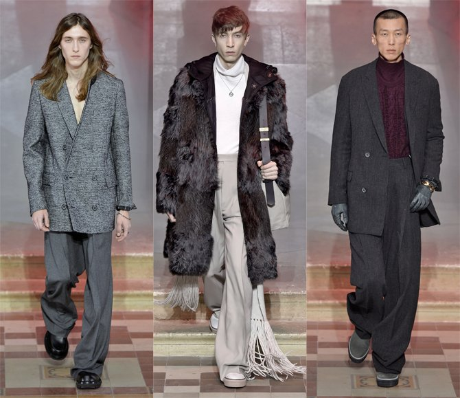 lanvin defile paris fashion week homme 2015