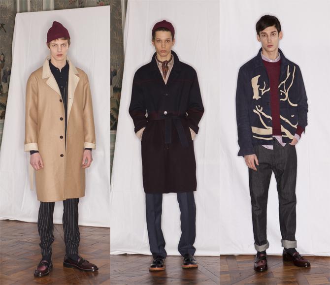 melindagloss presentation fashion week homme 2015