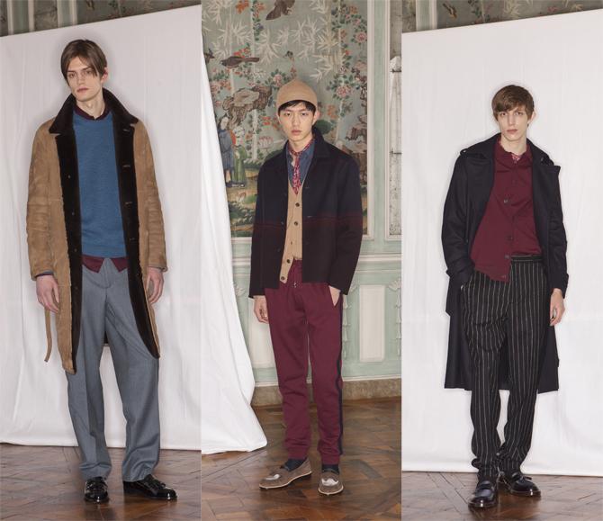 melindagloss presentation fashion week men homme 2015