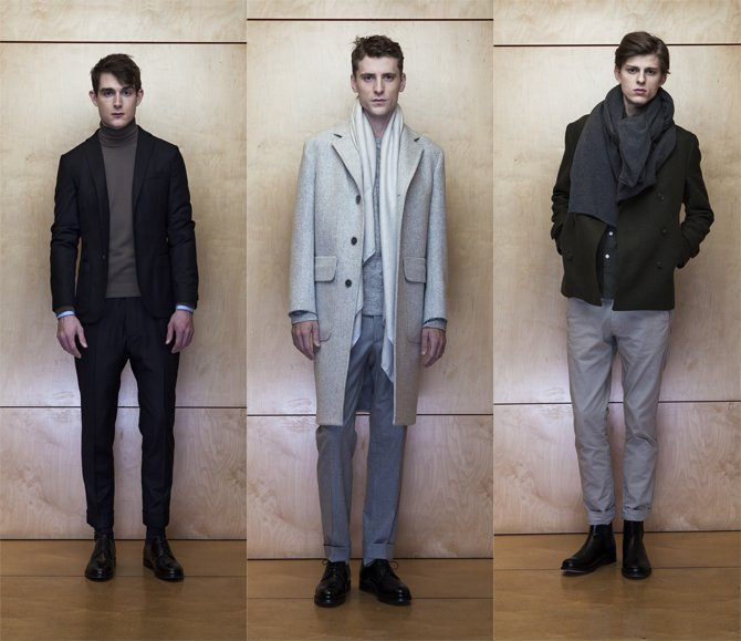 officine generale presentation men fashion week homme 2015