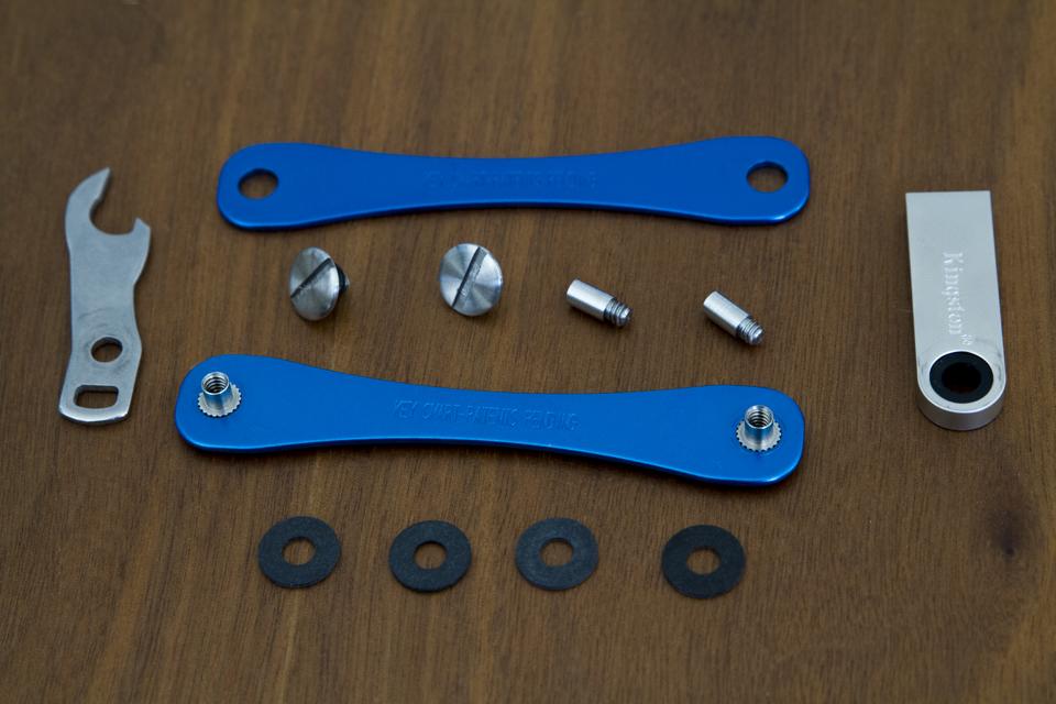 porte-cles keysmart personnalisable