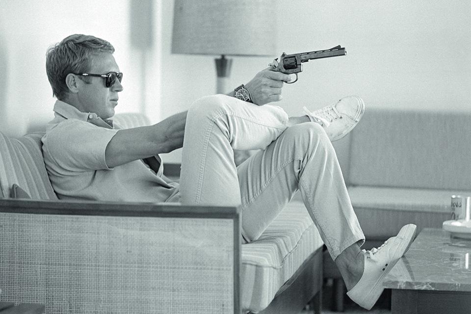 Steve McQueen Icone de style