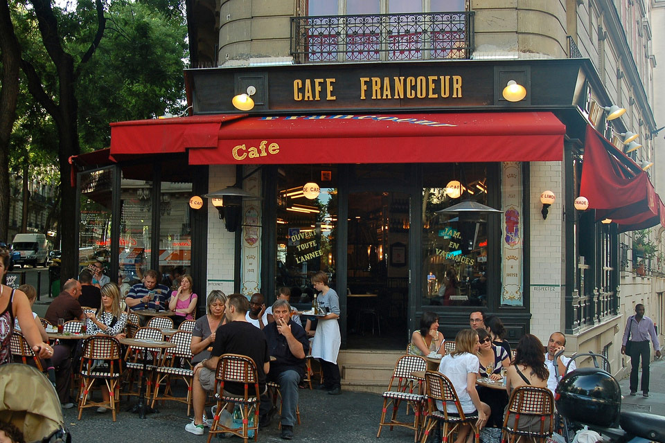 Meilleur brunch paris notre top 10 for Meilleur bistrot paris