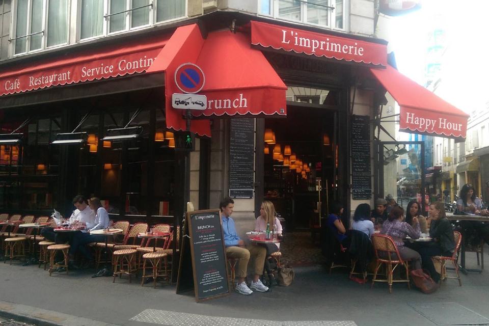 10 resto ou bruncher café l'imprimerie paris brunch
