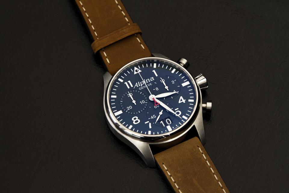 alpina startimer pilot chronograph 01