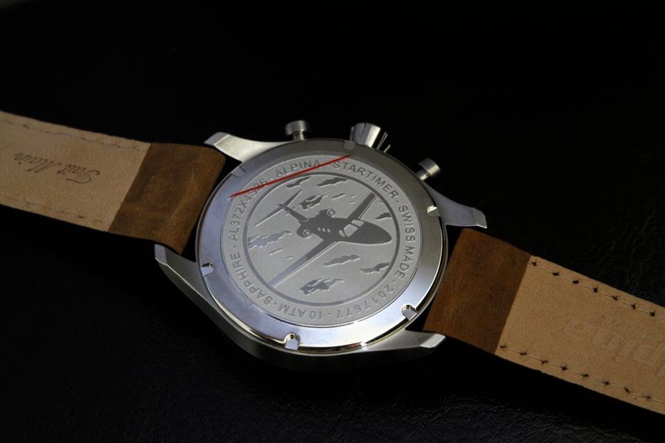 alpina startimer pilot chronograph 07