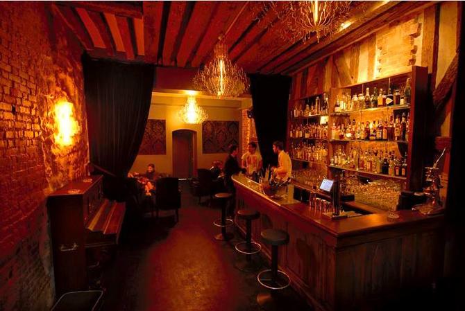 bar caché paris experimental cocktail club