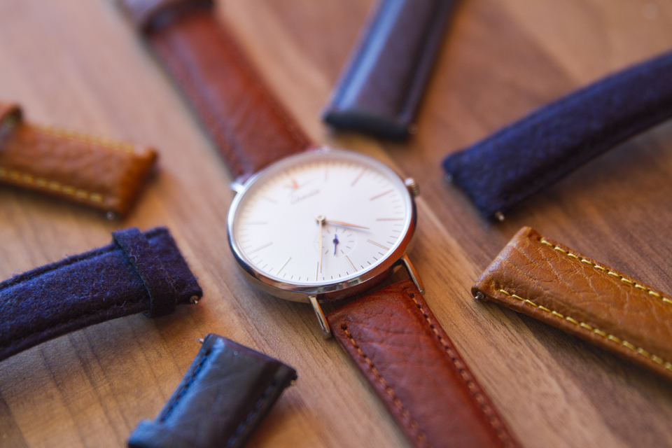 bracelet personnalisable charlie watch