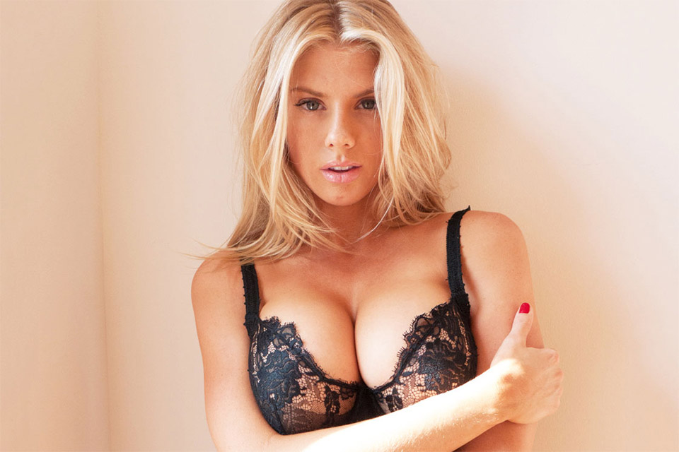 Charlotte McKinney Terry Richardson