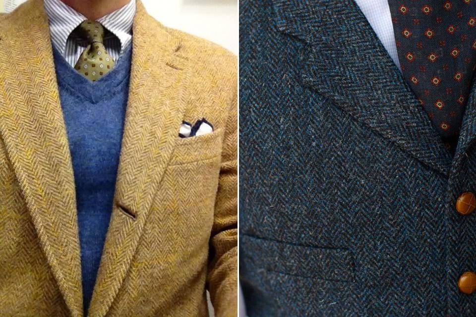 Inspiration tweed