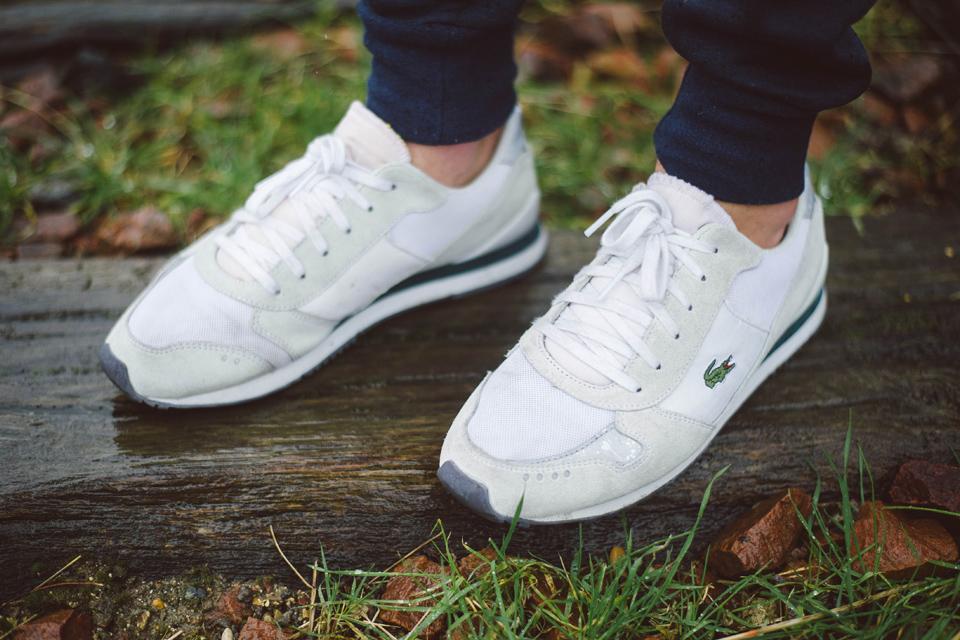look cuc sneakers lcoste live jogpant nike
