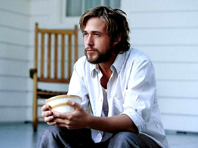 noah calhoun ryan gosling notebook n'oublie jamais