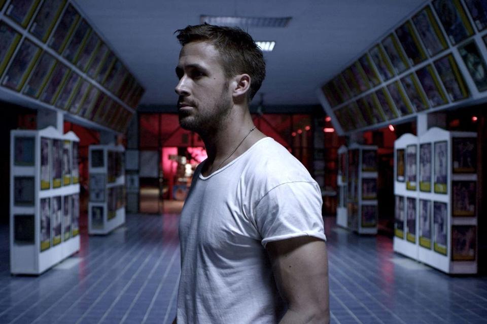 ryan gosling style icone mode only god forgives white tee shirt