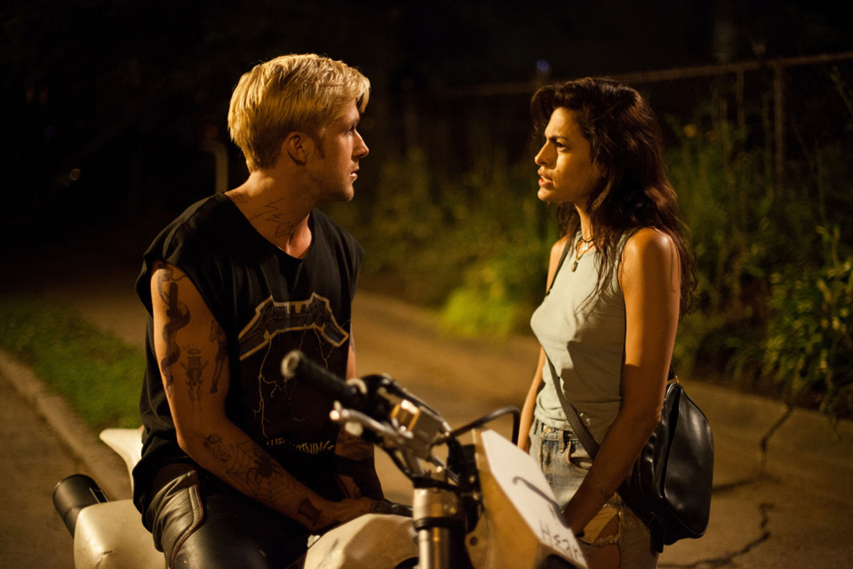 ryan gosling style icone mode place beyond the pines eva mendes