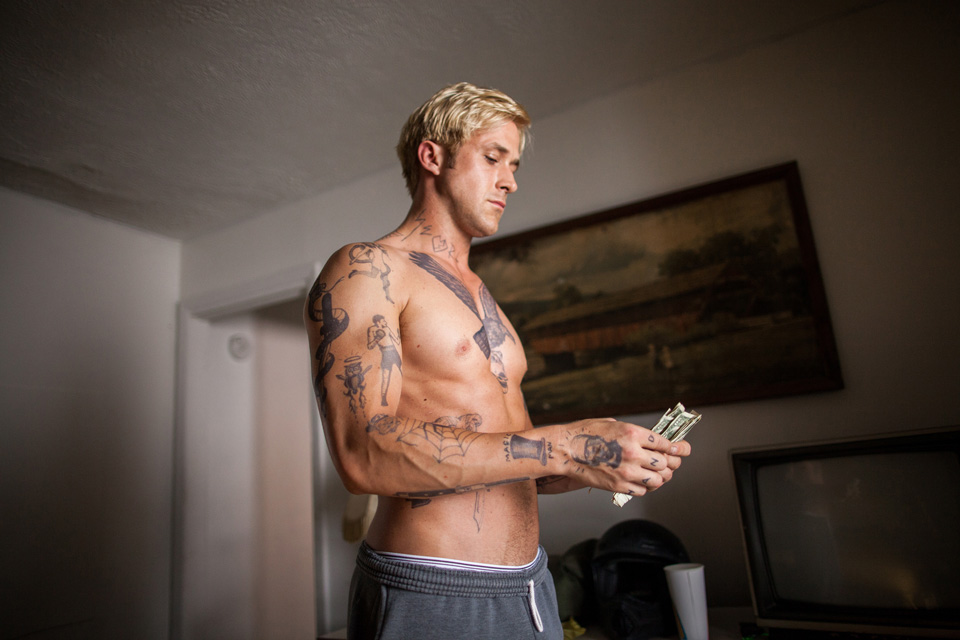 ryan gosling style icone the place beyond the pines