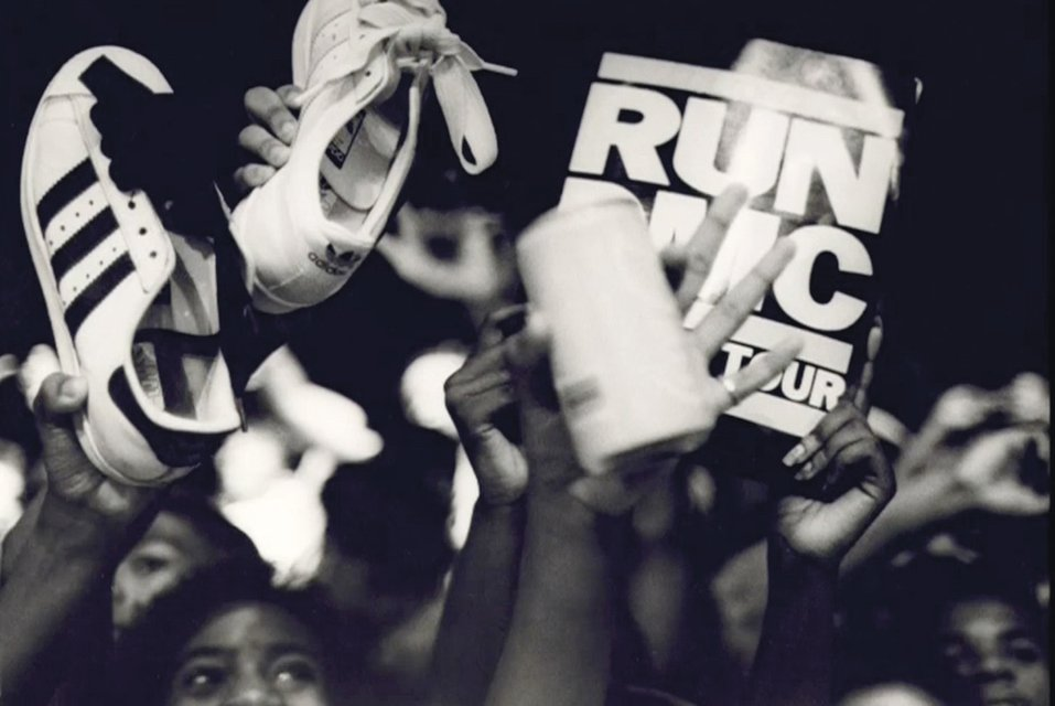 1986 concert run dmc