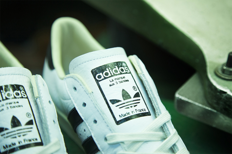 adidas made in france