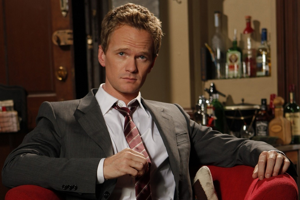 barney stinson seduction homme