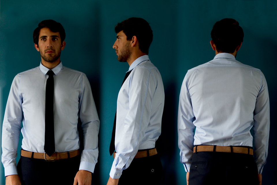chemise-seidensticker-double-retors-bleu